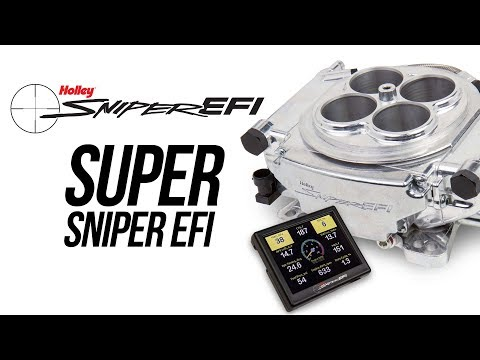 Super Sniper EFI - Supports up to 1250 HP - YouTube