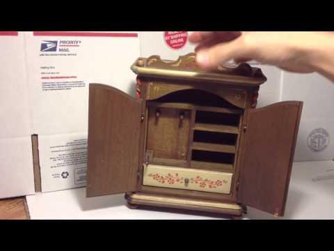 Reuge Music Box eBay Adept Merchant