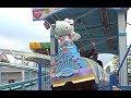 Hello Kitty Angel Coaster (off-ride footage) - Harmonyland Japan