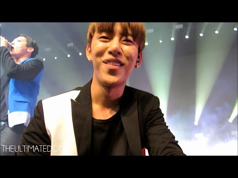 [FANCAM] 160423 DAEHYUN SAYS I LOVE YOU TO ME @ B.A.P Live On Earth Chicago Awake