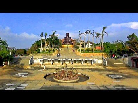 彰化八卦山九龍池觀景平台 Baguashan Buddha, Changhua (Taiwan)
