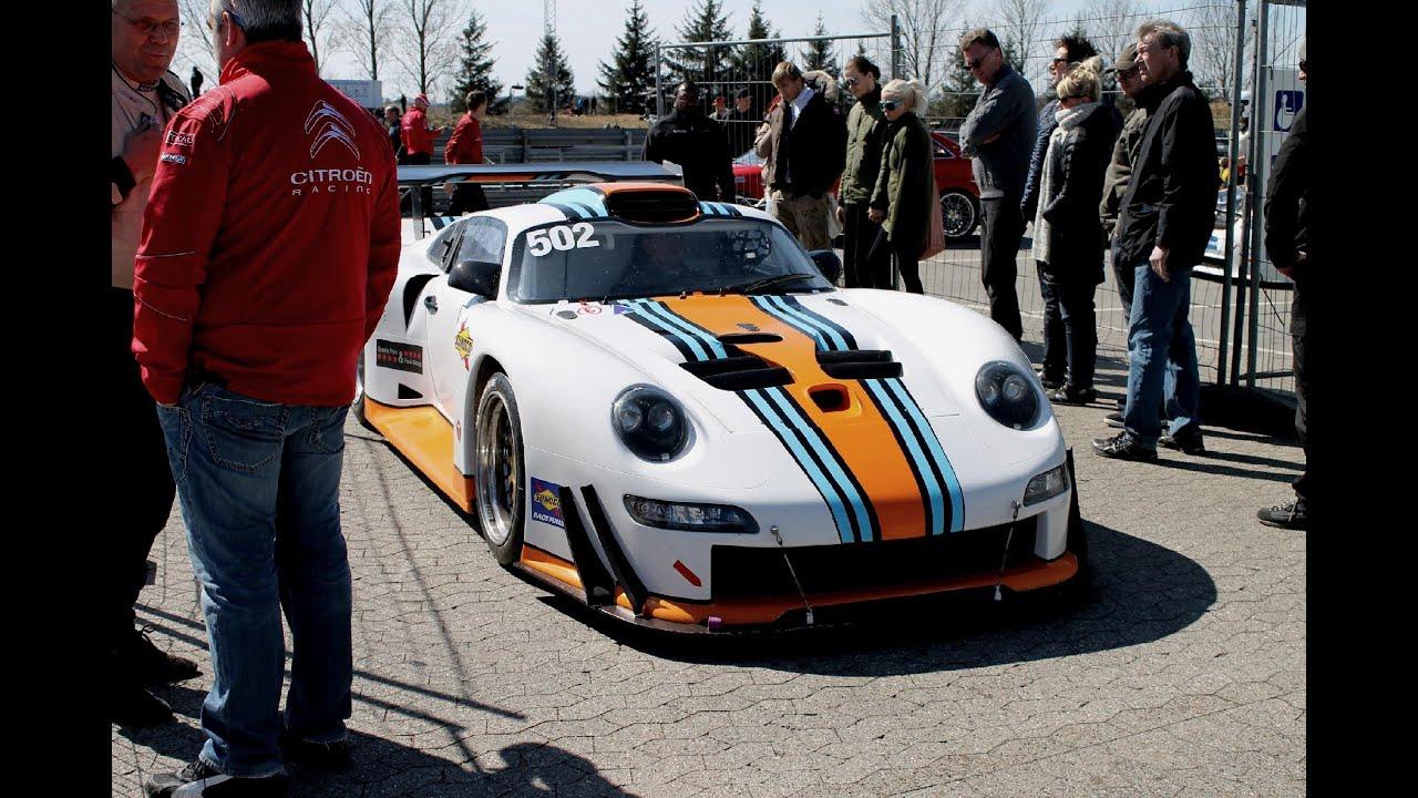 maxresdefault Terrific Porsche 911 Gt1 98 Road Car Cars Trend