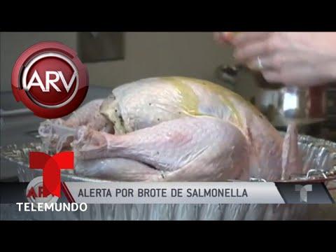 Super Martinez - Alerta por Brote de Salmonella en Pavos