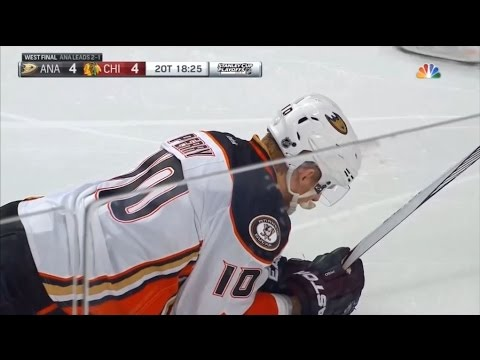 How Close The Anaheim Ducks Were to The 2015 Stanley Cup Finals
