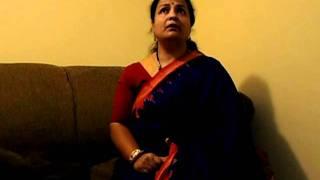 Rabindra Sangeet - Aj Jemon Korey Gaichey Akash (Apan Goswami)
