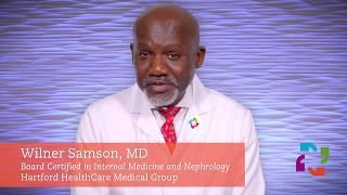 Meet Wilner Samson, MD, Hartford HealthCare Medical Group