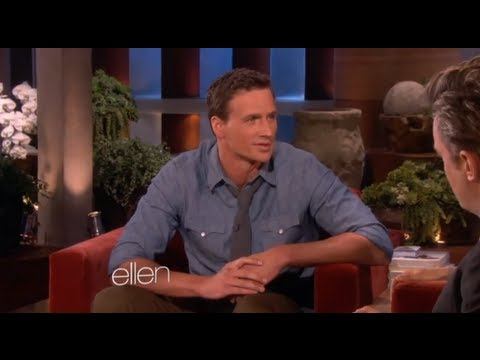 Ryan Lochte Talks Michael Phelps and Speedos on Ellen!