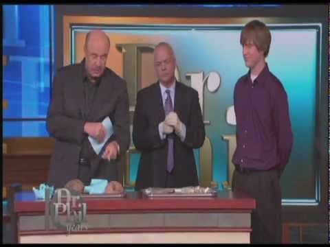 The Effects of Alcohol On The Brain with Dr Phil and Dr Jorge, January 9, 2012