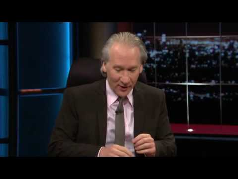 Real Time Bill Maher - clip on gay marriage (May 7/09)