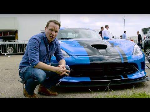 Dodge Viper ACR Walkaround | Top Gear