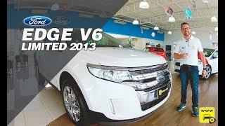 EDGE Limited 2013 nos mínimos detalhes
