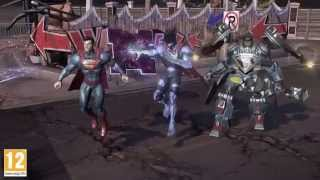 Infinite Crisis Official HD Game Launch - PC