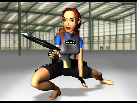 Let's Play Tomb Raider II - Level 5: Offshore Rig (Massachusetts*)