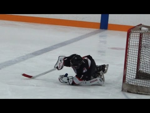 Seattle Junior Hockey Mite Totems vs. Tri-Cities Rebels at Spokane Tournament 2-14-16
