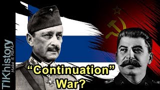 """Was Finland's """"Continuation War"""" Pre-Planned? Eastern Front #WW2"""