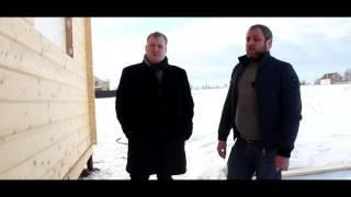 видео бани и дома из клееного бруса екатеринбург