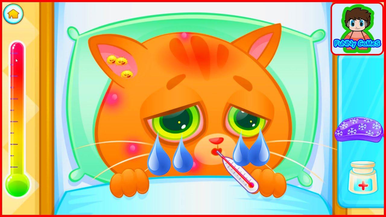 Котенок бубу #2 мой виртуальный котик bubbu my virtual pet.