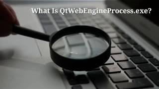 Qtwebengineprocess windows 10