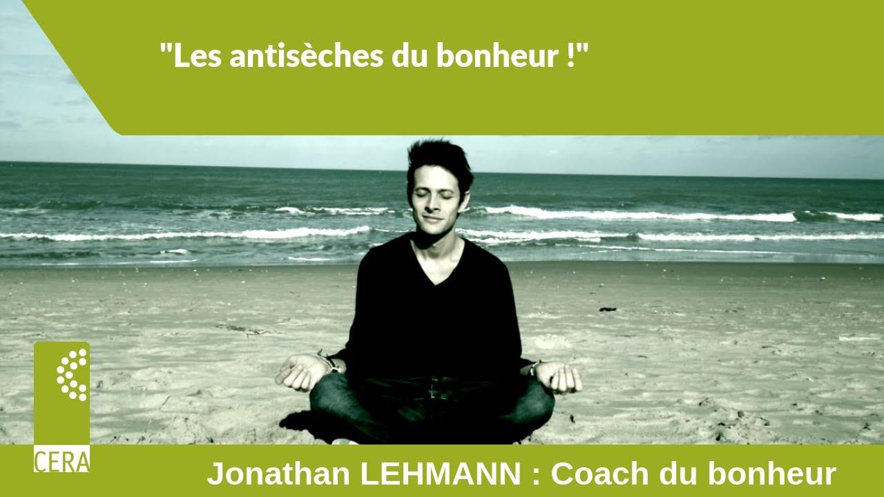 """#Teaser - Jonathan Lehmann """"Les Antisèches du Bonheur"""""""