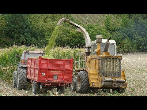 Hesston Field Queen 7680 | Fiatagri 100-90 | New holland 8360 - T5060