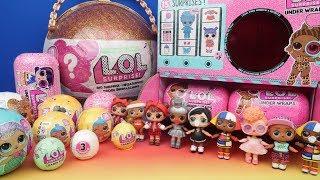 LOL Sürpriz Koleksiyonunun Yeni Üyesi Challenge! Kız Kardeş Lil sister Koleksiyonu!! Bidünya Oyuncak