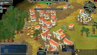 IBubbleI vs JusticeFive Age of Empires Online PvP Free vs Premium