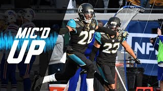 "Bills vs. Jaguars Mic'd Up ""KB CAN'T Get Open on ME"" (AFC Wild Card) 