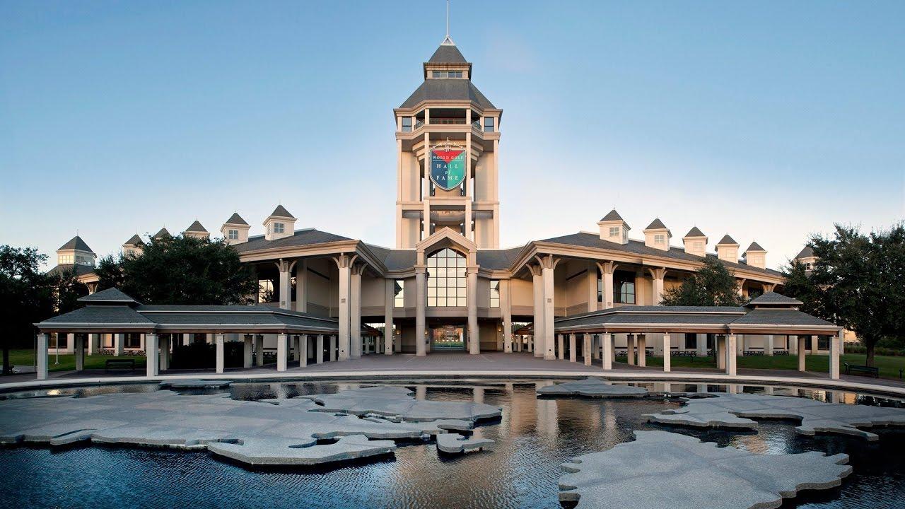 Destination: World Golf Hall of Fame & Museum - YouTube