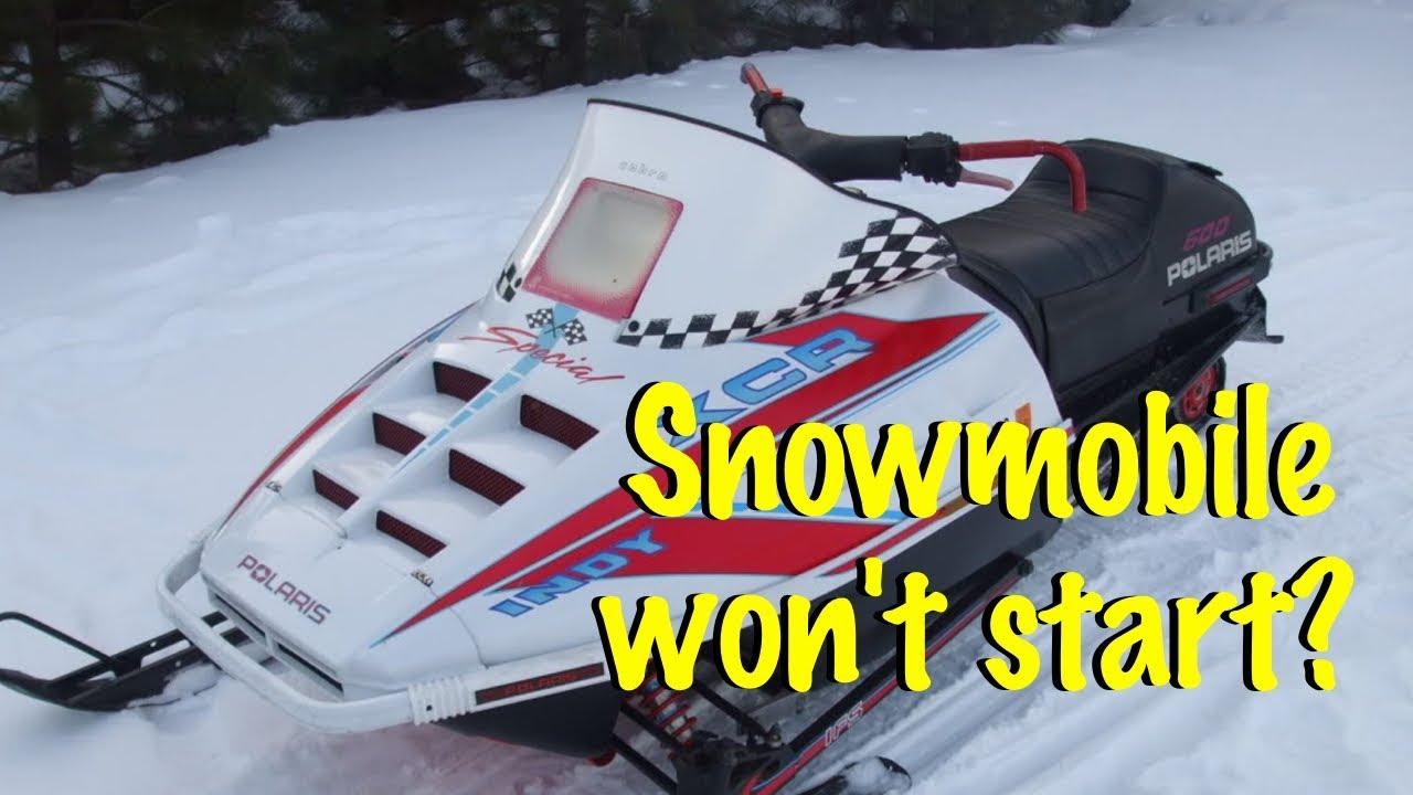 Ski Polaris Indy 650 1988 1989 1990 1991 1992 RXL SKS