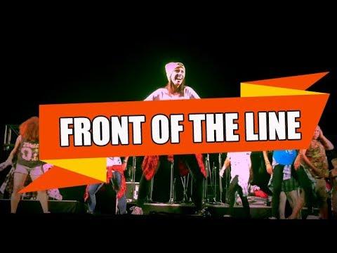 FRONT OF THE LINE - Major Lazer ft. Machel Montano & Konshens / ZUMBA con ALBA DURAN