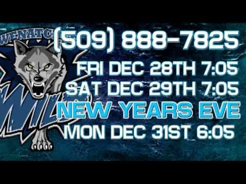 Wenatchee Wild Commercial Dec. 28, 29, 31, 2012
