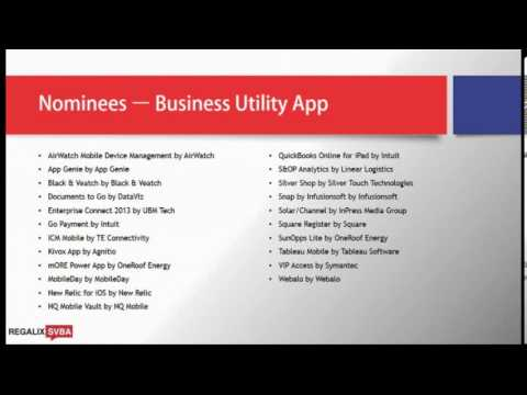 2013 SVBA Winner -- Business Utility category - NQ Vault