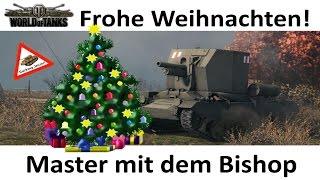 World of Tanks - Frohe Weihnachten 2014! Extra: Master mit dem Bishop! (HD) (60p) (Deutsch)