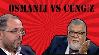 Celal Şengör ile Erhan Afyoncu'nun Keyifli Tartışması