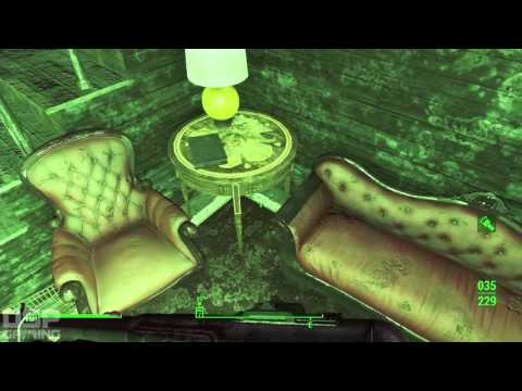 Fallout 4 playthrough pt54 - BACK on the Freedom Trail: Faneuil Hall (SECRET Found!)
