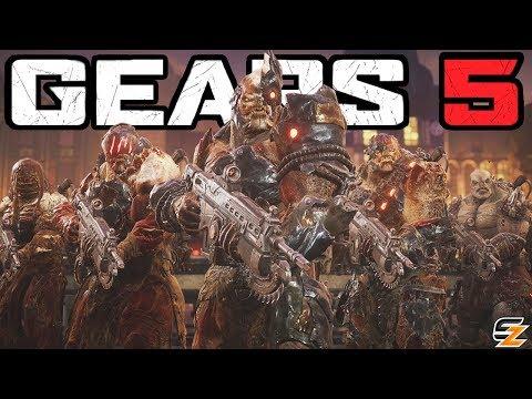 Анонсированы даты бета-тестирования Gears 5, объявлены подробности тестов
