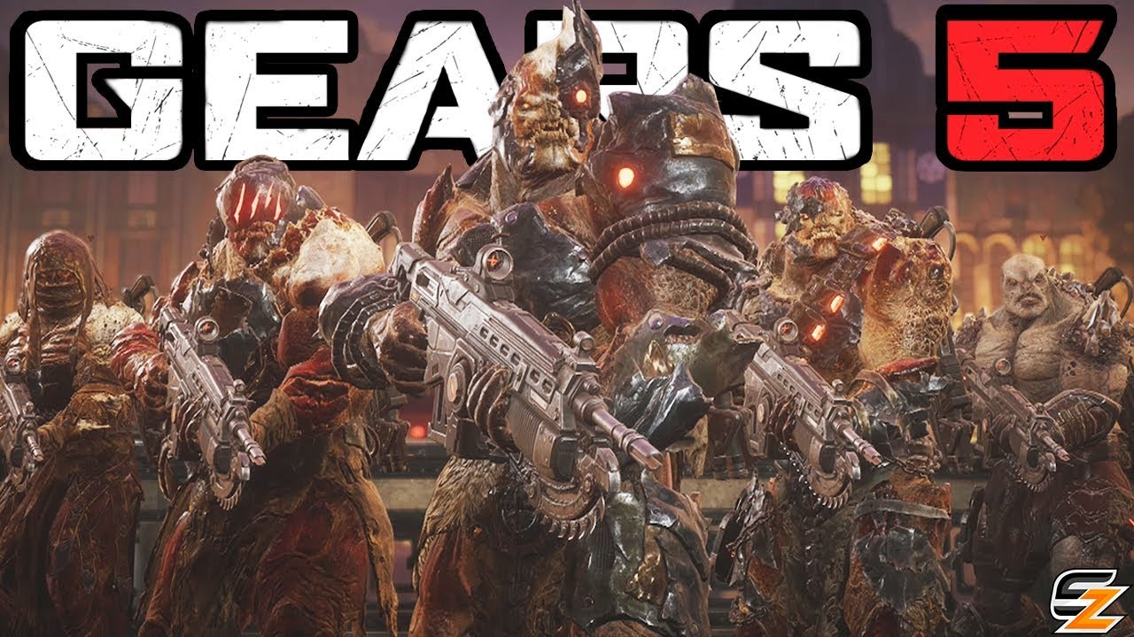 GEARS 5 Multiplayer Gameplay - First Look at Gears 5 Multiplayer Gameplay! thumbnail