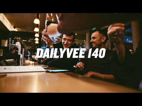 SPEEDING THROUGH SILICON VALLEY | DailyVee 140