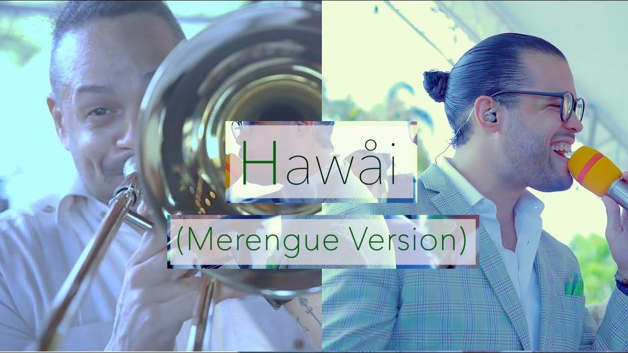 Download HAWAI (Merengue Version) - LA BANDA