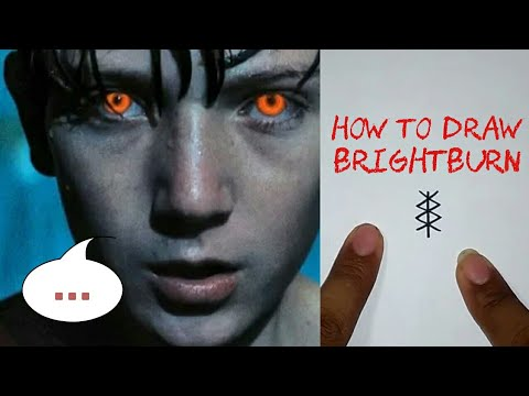 HOW TO DRAW BRIGHTBURN
