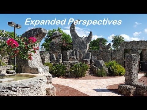Edward Leedskalnin/Coral Castle