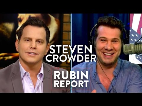 Steven Crowder and Dave Rubin Talk Trump, Cruz, Abortion, and Climate Change (Full Interview)