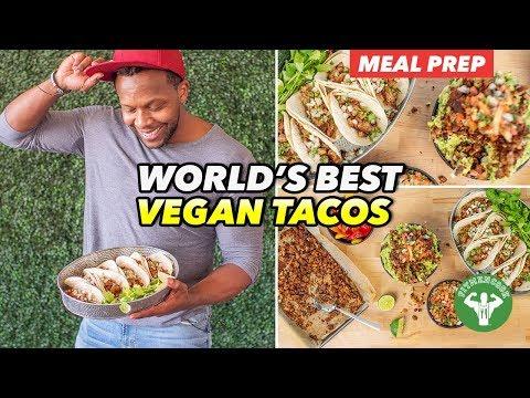 Meal Prep – World's Best Vegan Street Tacos