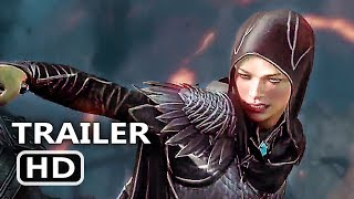 """PS4 - Middle-Earth: Shadow of War """"Blade of Galadriel"""" DLC Trailer  (2018)"""