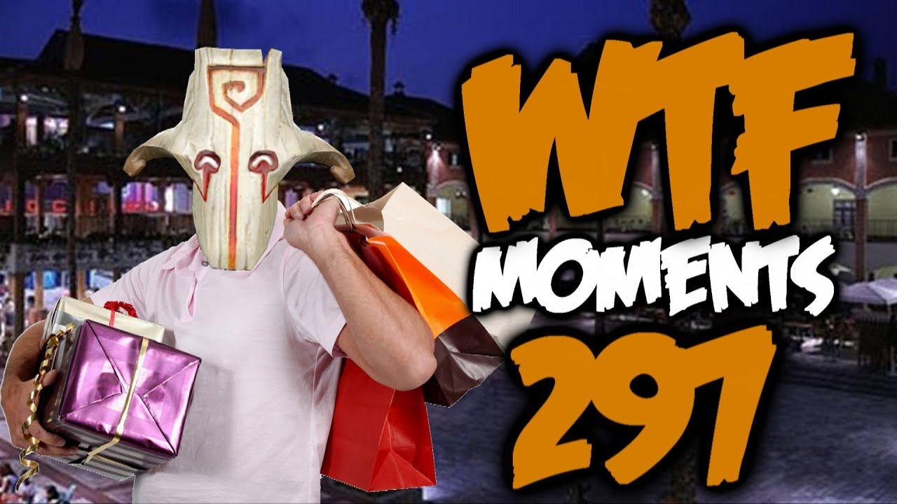 Dota 2 WTF Moments 297 Videosu