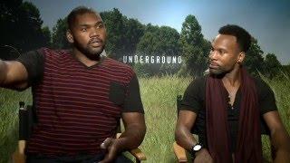 Undergound: Theodus Crane & Johnny Ray Gill
