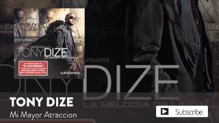 Tony Dize - Mi Mayor Atraccion  [Official Audio]