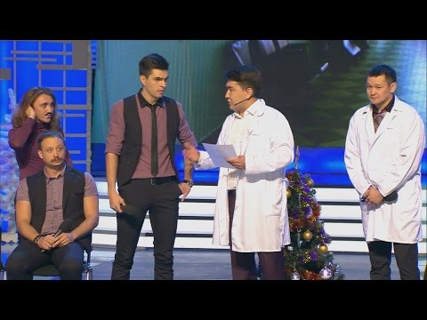 Видео: КВН 2015 Высшая лига Финал 30.12.2015 Full HD
