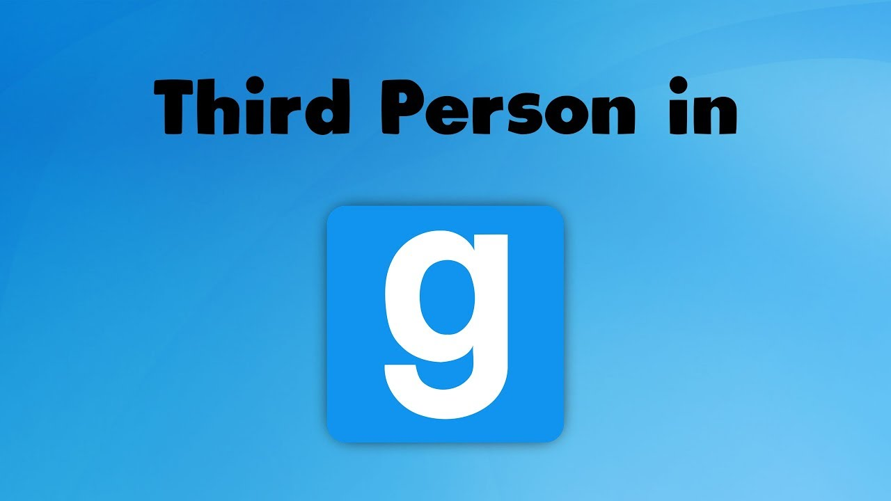 third person command gmod