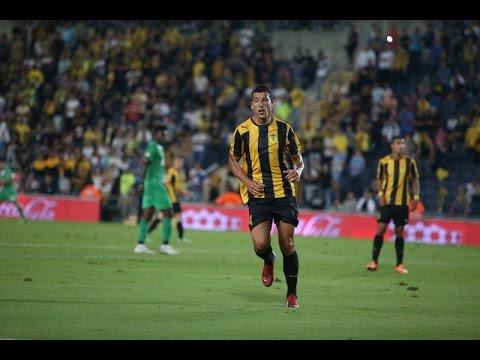 Beitar Jerusalem - Hapoel Kfar-Saba 2:0 - Roada score for Beitar. 28/09/15